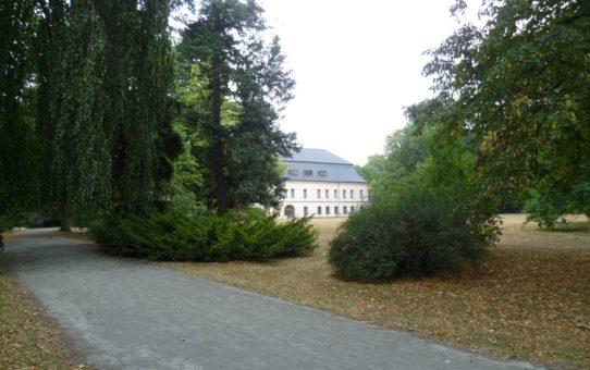 Valašské Meziříčí – zámecký park