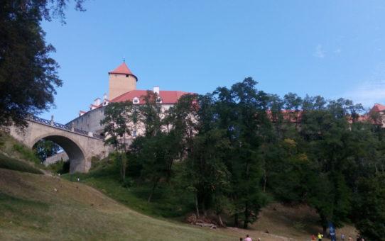 Parníkem na hrad Veveří a zpět